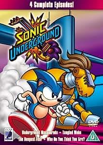 Sonic Underground: Volume 2 [DVD] [1999]