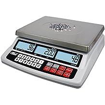 Balanza cuenta piezas Cely dibal Pc-50 6Kg/0,2g con bateria.