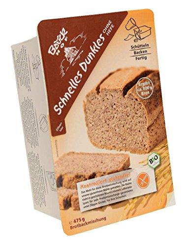 Bauckhof Brotbackmischung 'Schnelles Dunkles',...