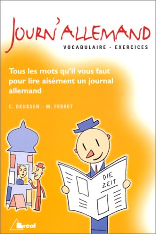 Journ'allemand : Vocabulaire et exercices