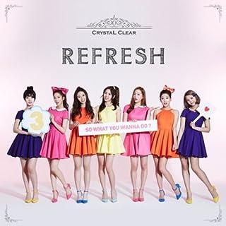 CLC - [REFRESH] 3. Mini Album CD + Fotobuch + Mini-Profil-Karte K-POP Sealed