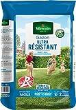 Vilmorin 4462417 Gazon Ultra Résistant, Vert, 10 kg