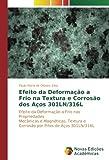 Efeito da Deformação a Frio na Textura e Corrosão dos Aços 301LN/316L: Efeito da Deformação a Frio nas Propriedades Mecânicas e Magnéticas, Textura e Corrosão por Pites de Aços 301LN/316L