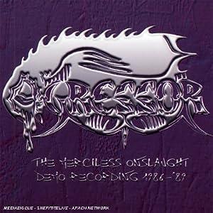 Agressor -  The Merciless Onslaught