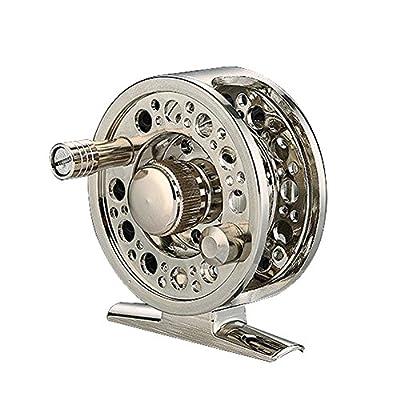 ZREAL Full Metal Fly Fishing Reel 2+1BB 1:1 Aluminum Alloy Die Casting Fly Reel Fishing Reel from ZREAL