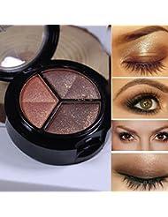 Malloom Maquillage Palette Fard à paupières Ombre Eye Shadow Set Etui Trousse Cosmétique Make Up Professionel