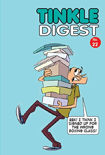 Tinkle Digest  22 (English Edition)