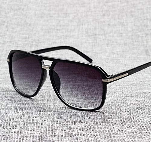 FSJCB Gafas De Sol Männer Square Style Gradient Sonnenbrillen Günstige Sonnenbrillen Oculos De Sol