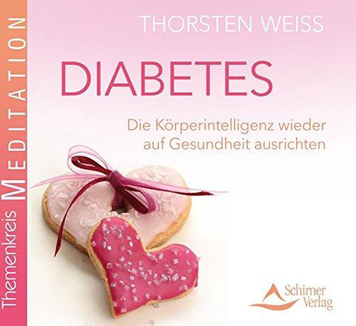 Buchcover Diabetes: Die Körperintelligenz wieder auf Gesundheit ausrichten