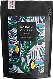 Nordish.Coffee Peruhondas - 1 kg Kaffeebohnen - Premium Kaffee ganze Bohnen - Arabica und Hochland - Bio-Anbau und Fair - Schonend und Frisch in kleinen Mengen nahe Hamburg Geröstet
