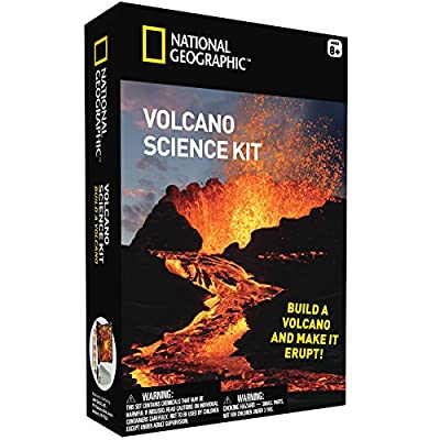 Volcano Science Kit by National Geographic from National Geographic