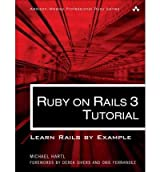 (Ruby on Rails 3 Tutorial: Learn Rails by Example) By Hartl, Michael (Author) Paperback on (12 , 2010)