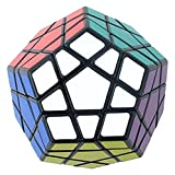 Shengshou Megaminx Magic Rubik Cube Speed Cube Puzzle / Educational Special Toys Sheng Shou 12 Color Layers Speed Twist Puzzle