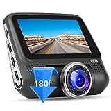 Best Sony Wifi Telecamere - Dashcam,220 Gradi Grandangolare 1080P Full HD WIFI Auto Review