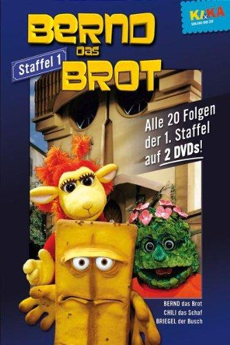 Bernd das Brot: Die Serie - Staffel 1 (2 DVDs)