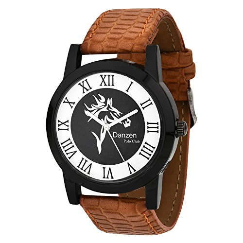 Danzen Polo Club wrist watch for mens DZ-478  available at amazon for Rs.299