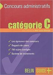 Concours administratifs catégorie C