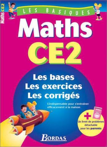 LES BASIQUES - MATHS CE2 (Ancienne Edition)
