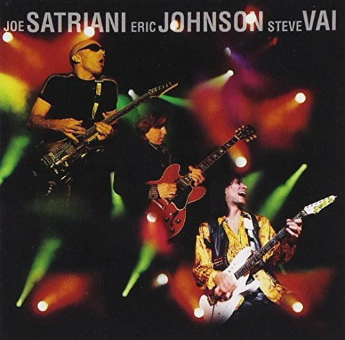 In G3 Live Concert (G3 - Live In Concert by Eric Johnson, Steve Vai Joe Satriani (1997-06-03))