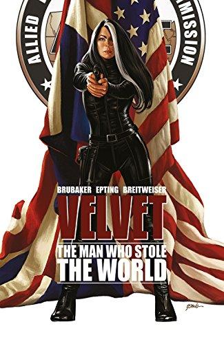 Velvet - Band 3: The Man Who Stole the World Womens Rohleder