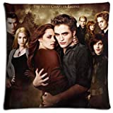 16x16 inch 40x40 cm bedroom pillow shells case/Kissenbezüge Cotton / Polyester softer cool The Twilight Saga New Moon