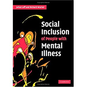 Social Inclusion of People with Mental Illness Paperback