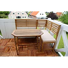 suchergebnis auf f r balkon eckbank. Black Bedroom Furniture Sets. Home Design Ideas