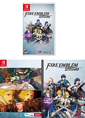 Fire Emblem Warriors + Cuaderno