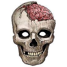 d4634a67e3c3e Amazon.es  Máscara cráneo papel