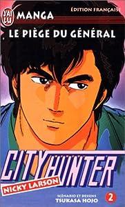 City Hunter - Nicky Larson Edition simple Tome 2