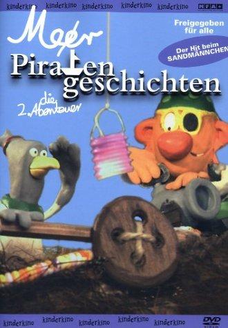 Meer Piratengeschichten - Die zweiten Abenteuer, Folge 08-13