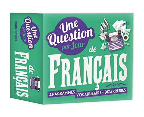 Une Question par jour de français 2019 par Collectif