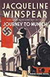 Journey to Munich by Jacqueline Winspear front cover