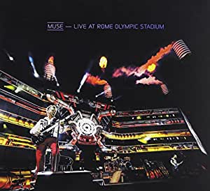 Muse - Live At Rome Olympic Stadium (CD+DVD) [Japan CD] WPZR-30503