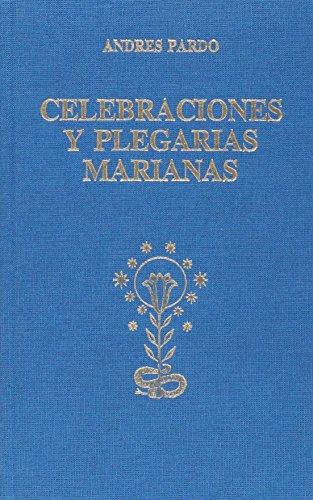Portada del libro Celebraciones y plegarias marianas (OBRAS LITÚRGICAS)