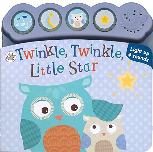 TWINKLE TWINKLE LIT-SOUNDBOARD (Little Learners Board Books)