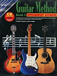 Guitar Method Book 1 Supplementary Songbook: With CD (Progressive Young Beginners) by Brett Duncan (1997-04-02)