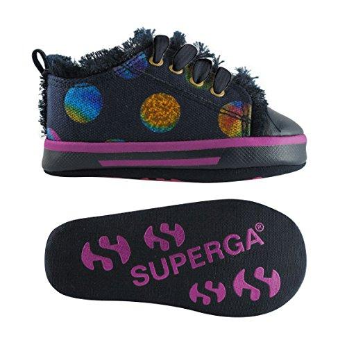 Sneakers - 4090-fantcotbi - Bambini BLUE-DOTSMULTICOLORS
