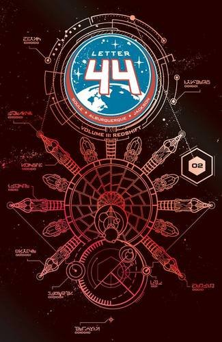 Letter 44 Volume 2: Redshift (Letter 44 Volume 1 Escape Velo)