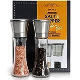 KIBAGA Premium Salz und Pfeffer
