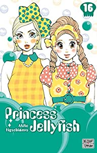 Princess Jellyfish Edition simple Tome 16