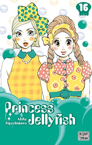Princess Jellyfish T16
