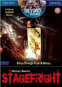 Stage Fright (Beyond Terror) [DVD]