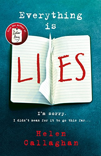 Everything Is Lies by [Callaghan, Helen]