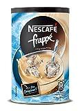 Nescafé Frappé Typ Eiskaffee, Getränkepulver mit Instant Kaffee, 275g Dose (4er Pack)