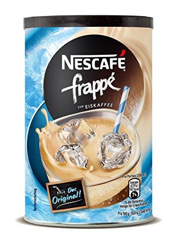 Nescafé Frappé Typ Eiskaffee, Getränke-Pulver mit Instantkaffee, ideal für den Sommer, kalt...