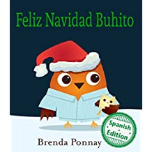 Feliz Navidad Buhito (Merry Christmas, Little Hoo!) (Xist Kids Spanish Books