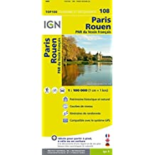 Paris / Rouen ign (Ign Map)
