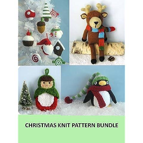 Christmas Knit Pattern Bundle (Amy Gaines Pattern