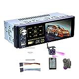 ZSLGOGO Autoradio avec Bluetooth, autoradio 1 din, Lecteur MP5, Lecteur multimédia, écran Tactile...
